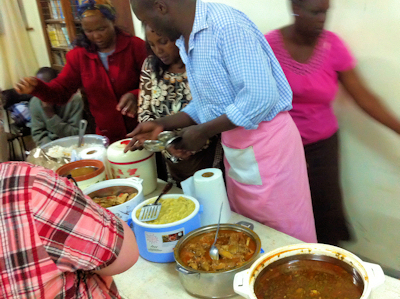 Northern Seminary | Of African Food